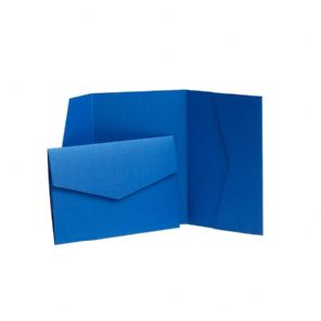 Exclusive Royal Blue Pearlescent Pocketfold Kit